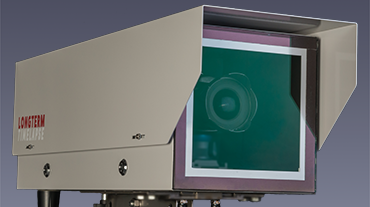 Self-developed camera systems for high-quality image recording with a resolution of up to 50 megapixels.